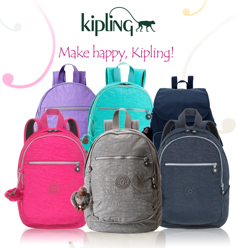 Buy  Kipling  Kipling bags  backpack  Challenger II  Seoul  Ravier ... 4d683787638fa