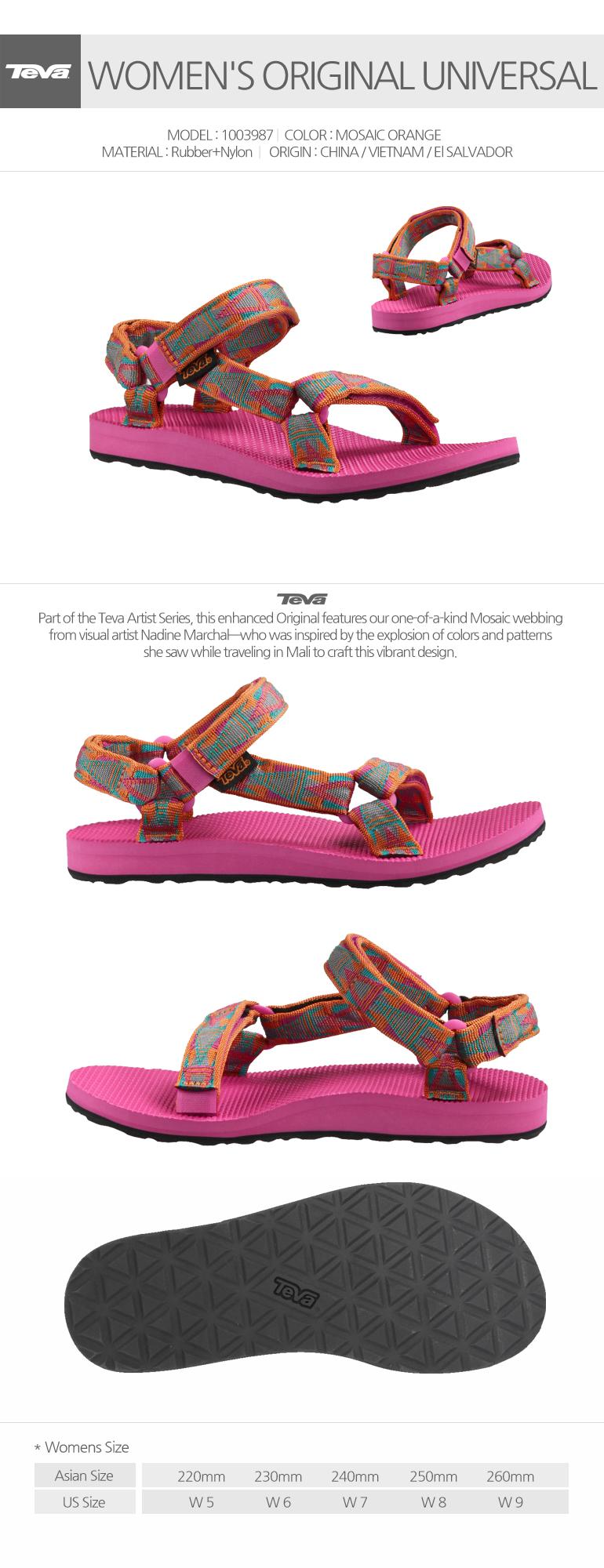 3db63104ed18 Buy  TEVA   Teva Original Sandals  Original Universal Sandals   Shoe ...
